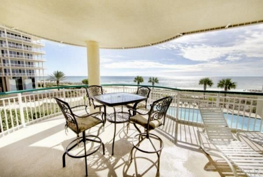 Beach Colony Condos Private Balcony View Perdido Key FL