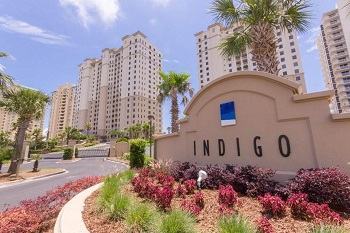 Indigo Condominiums Perdido Key Florida