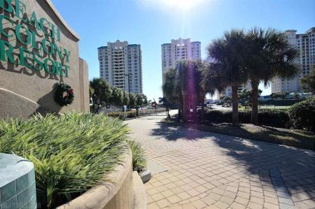 Beach Colony Resort Condo For Sale, Perdido Key Florida