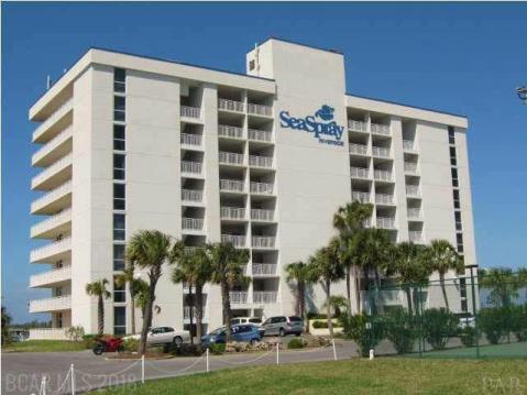 Seaspray Condo For Sale, Perdido Key Florida